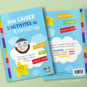 cahier d'activités du Ramadan