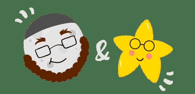 Professeur Qamar & Najma