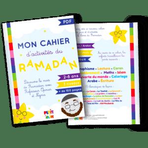 Le cahier d'activités de Ramadan : 2 - 8 ans (PDF)